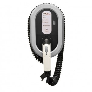 Ratio EV Charging Station 1F16A Type1 kabel spiraal 4meter incl Kwh meter